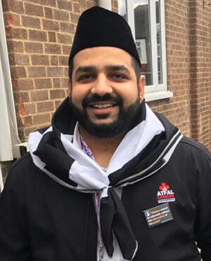 Mirza Luqman Baig Sahib